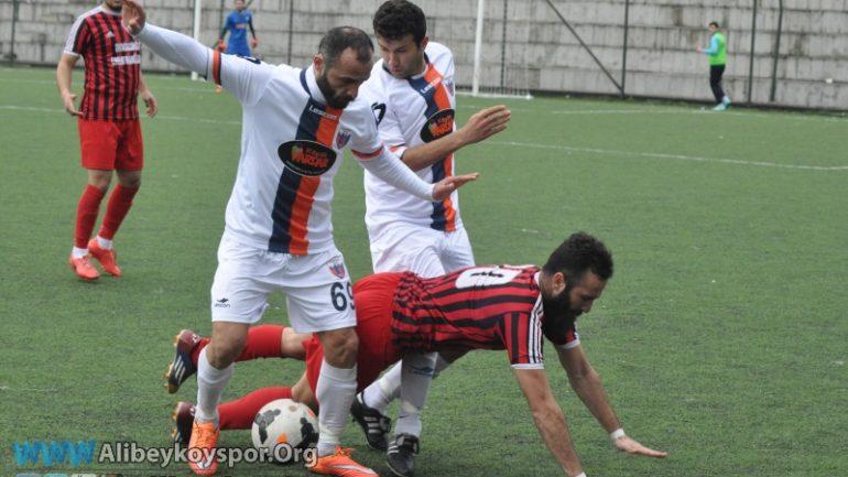 Alibeyköyspor 1-4 Kartal Bulvarspor