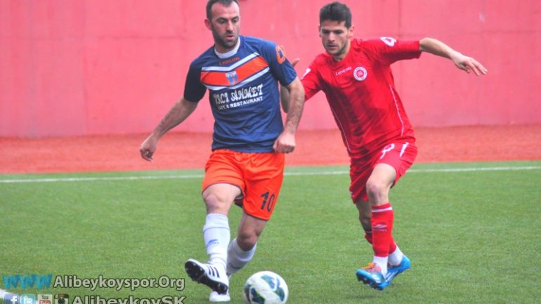 Alibeyköyspor 2-1 Ortaköyspor