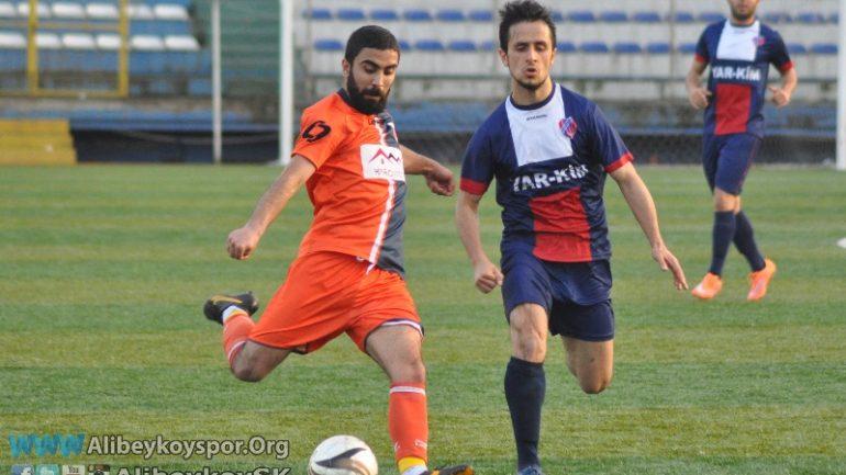 Alibeyköyspor 2-2 Selimiyespor