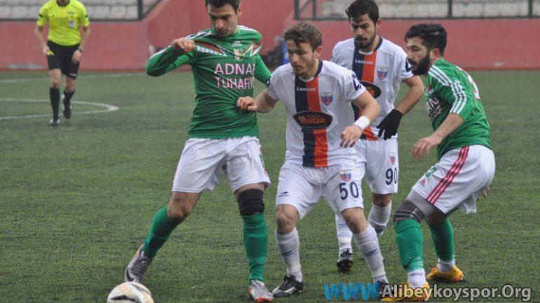 Alibeyköyspor 5-2 Zara Ekinlispor