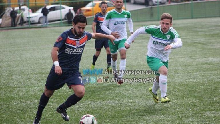 Alibeyköyspor 0-1 Alemdağspor