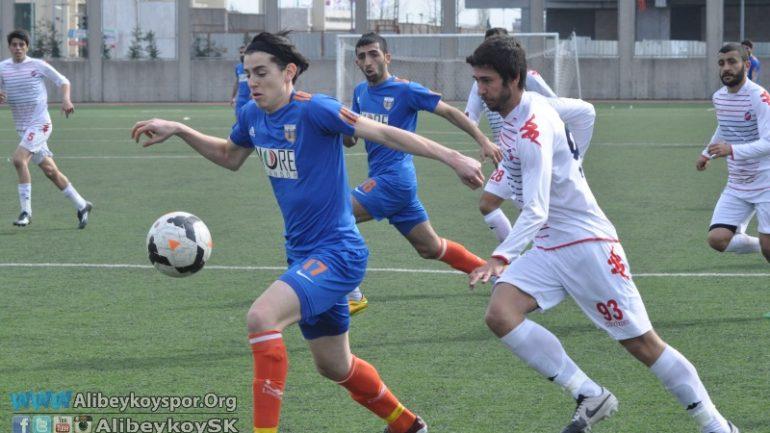 Alibeyköyspor 0-2 Nişantaşıspor