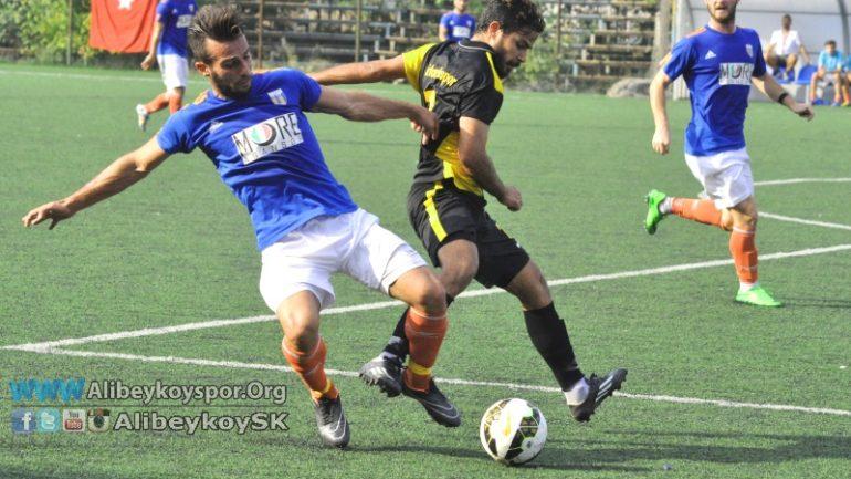 Alibeyköyspor 0-2 İstanbulspor Kulübü