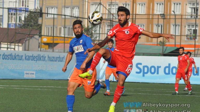 Alibeyköyspor 2-0 Kartal Belediyespor