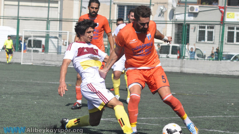İstanbul Bayburtspor 0-2 Alibeyköyspor