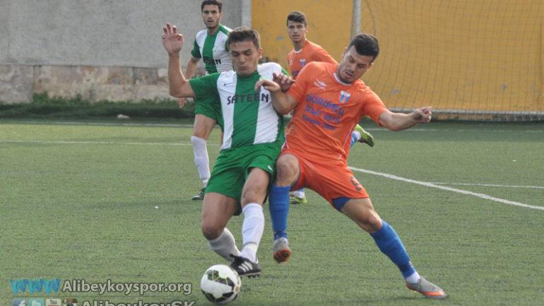 Alibeyköyspor 2-0 Kavacıkspor