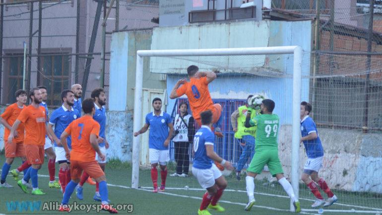 Alibeyköyspor 0-2 Irmakspor