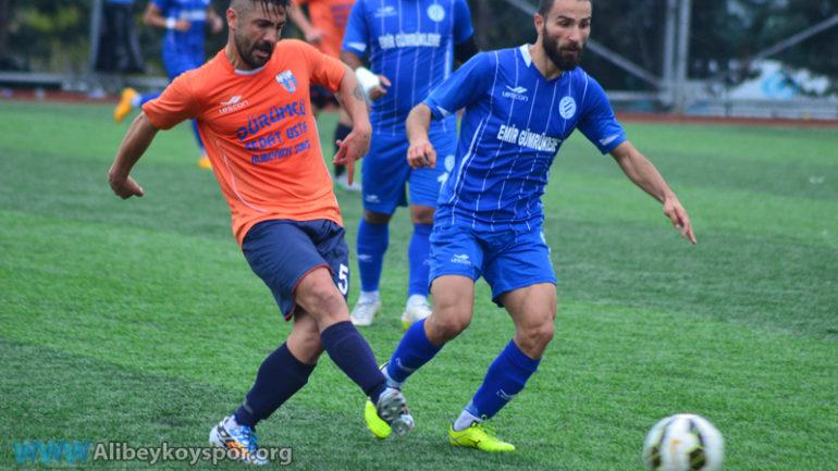 Beyoğlu Yeniçarşıspor 2-0 Alibeyköyspor