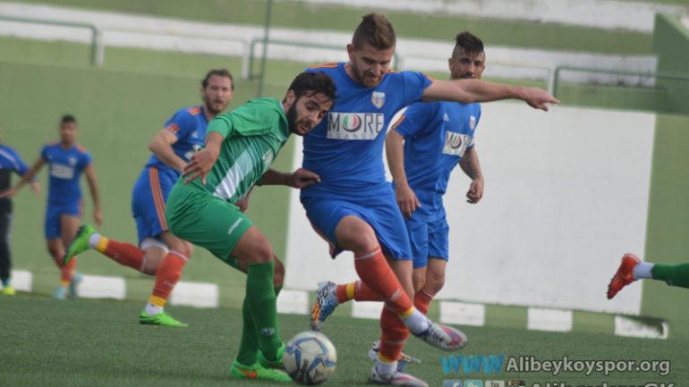Gürpınarspor 0-2 Alibeyköyspor