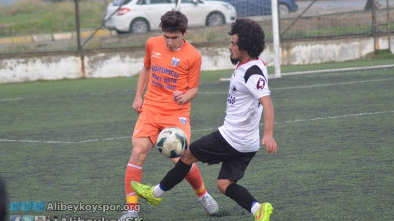 Kartal Belediyespor 2-1 Alibeyköyspor