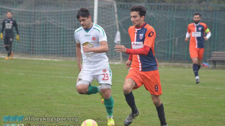 Albayrakspor 3-2 Alibeyköyspor