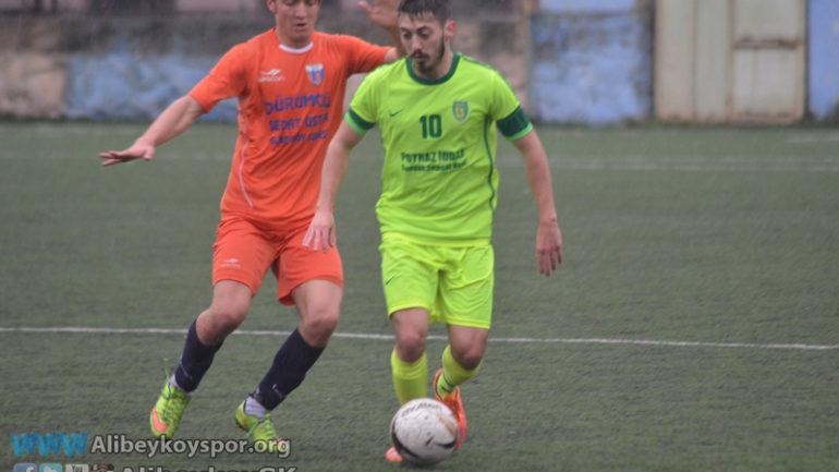 Alibeyköyspor 0-3 Osmaniye İstiklalspor