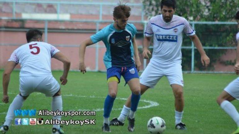 İstanbul Güngörenspor 1-1 Alibeyköyspor (Hazırlık Maçı)