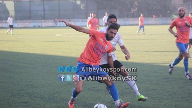 Alibeyköyspor 1-1 Leventspor