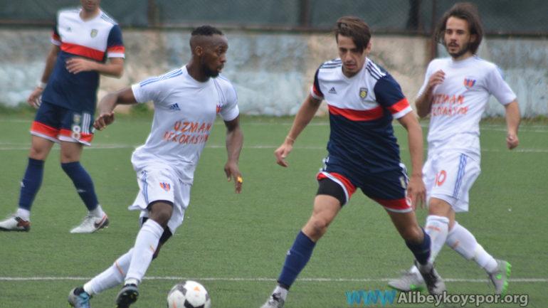 Alibeyköyspor 3-0 Sekbanlarspor