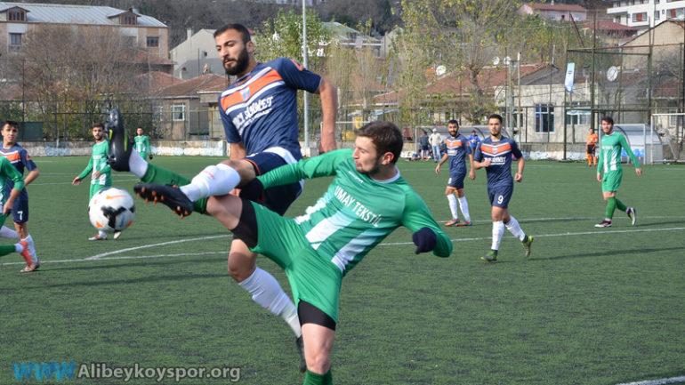 Alibeyköyspor 8-0 Gürpınarspor