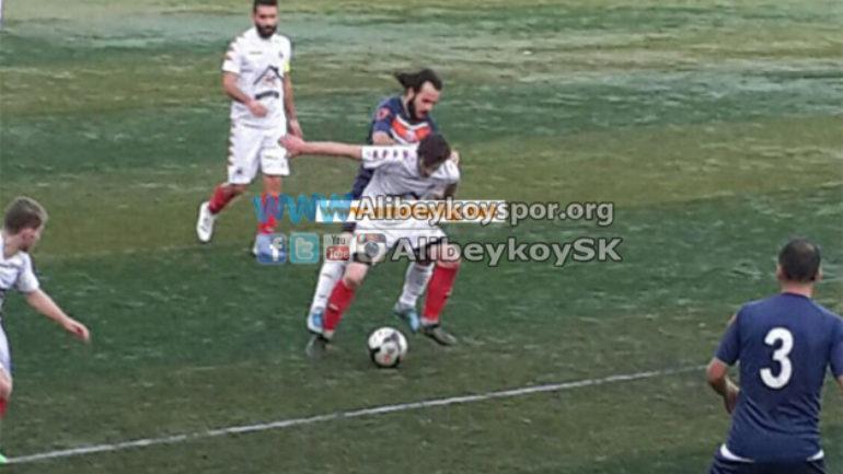 Yeniköyspor 0-4 Alibeyköyspor