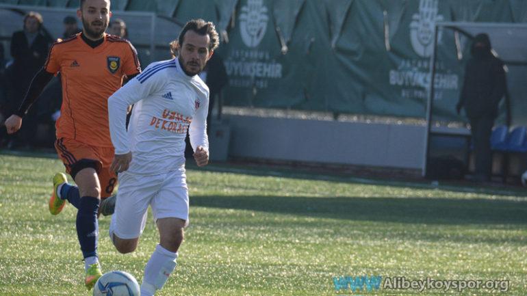 Sekbanlarspor 0-0 Alibeyköyspor