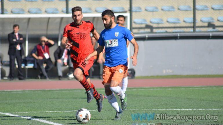 Alibeyköyspor 2-1 Kocasinanspor
