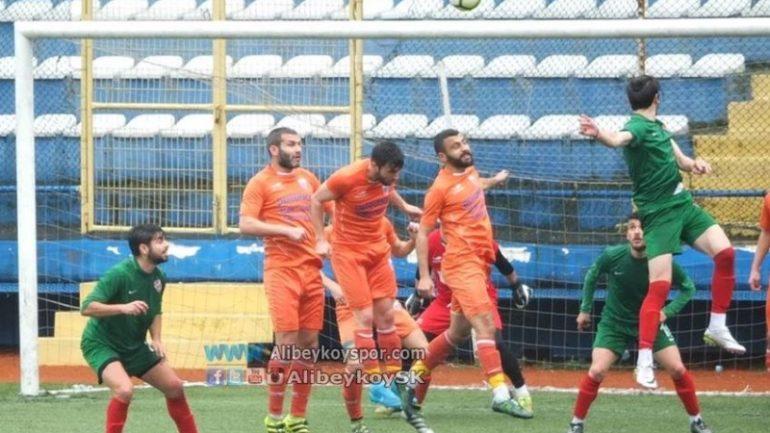 Paşabahçespor 3-4 Alibeyköyspor