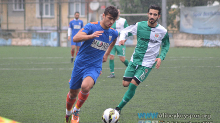 Alibeyköyspor 1-1 Albayrakspor