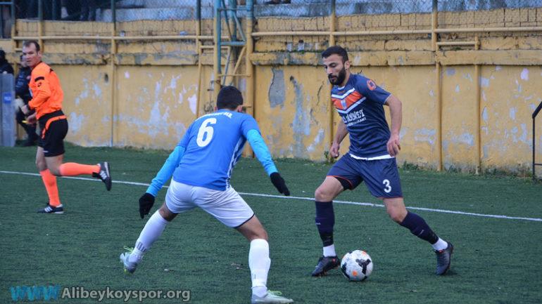Alibeyköyspor 2-2 Arnavutköy Belediyespor