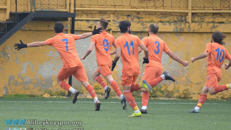 Alibeyköyspor 2-1 Beyoğlu Yeniçarşıspor