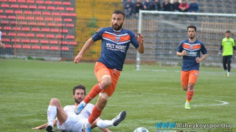 Alibeyköyspor 0-1 Feriköyspor