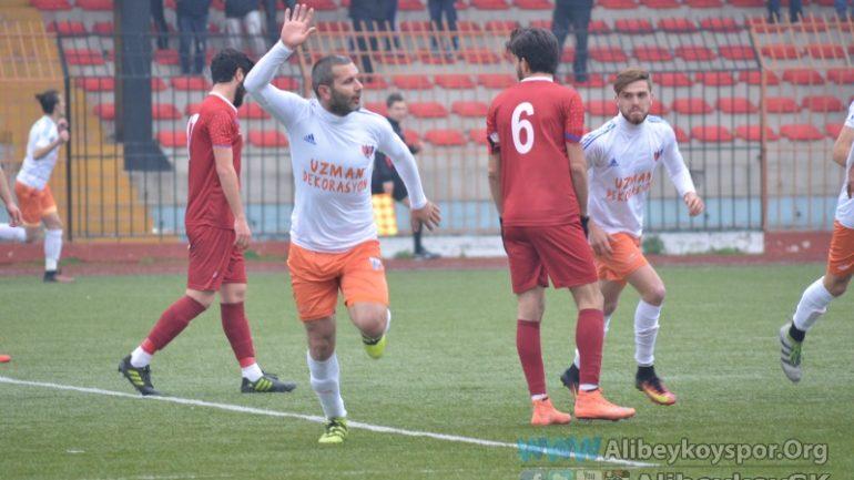 Alibeyköyspor 1-0 İstanbul Güngörenspor