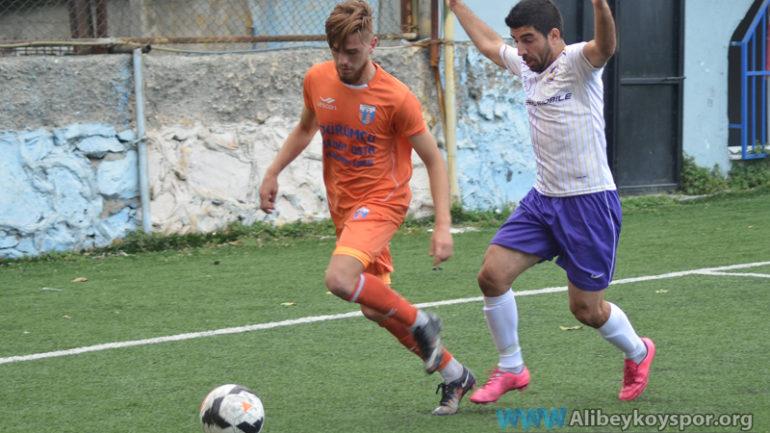 Alibeyköyspor 1-0 İstanbul Mesudiyespor