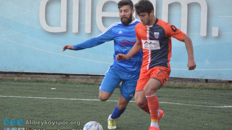 Alibeyköyspor 2-1 İstanbul Sinopspor