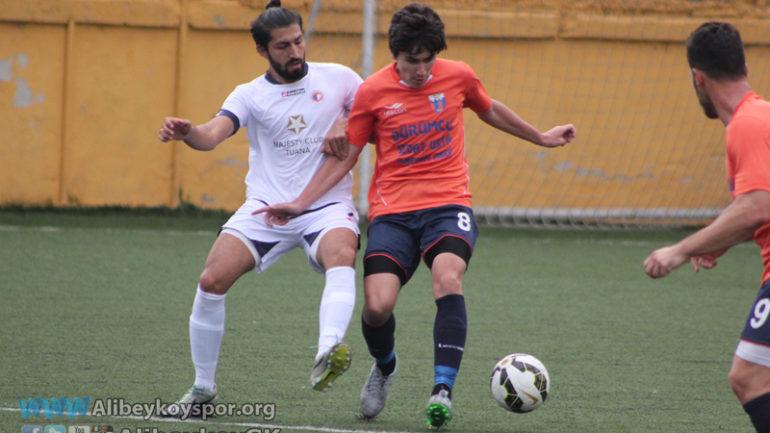 Alibeyköyspor 5-0 Poligon Fethiyespor