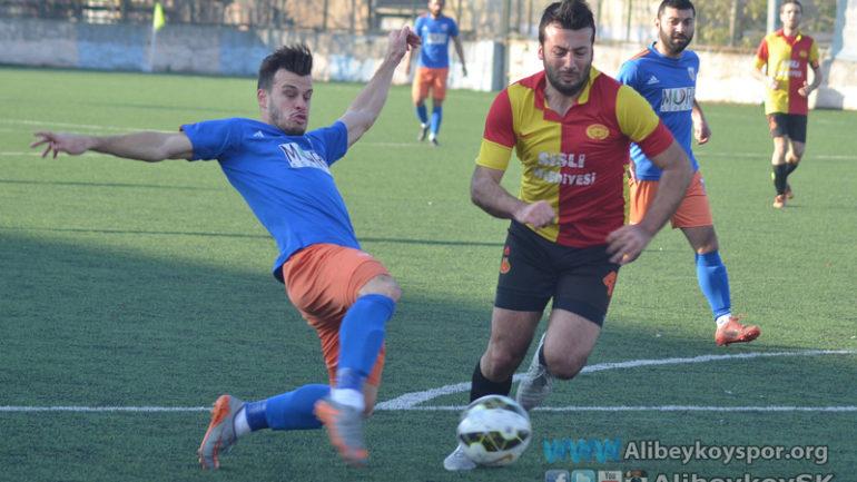 Alibeyköyspor 0-3 Taksimspor