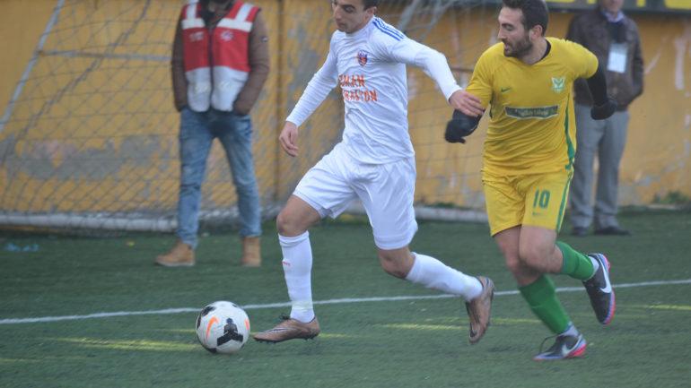 Alibeyköyspor 0-0 Yeşilköyspor