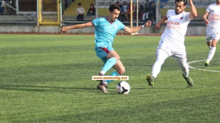 Beyoğlu Yeniçarşıspor 0-0 Alibeyköyspor