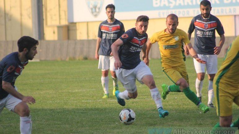 Alibeyköyspor 1-2 Yeşilköyspor