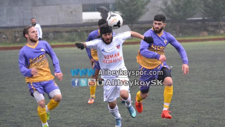 İstanbul Mesudiyespor 0-1 Alibeyköyspor