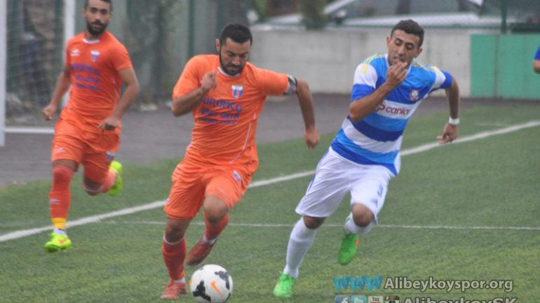 İstanbul Sinopspor 0-2 Alibeyköyspor