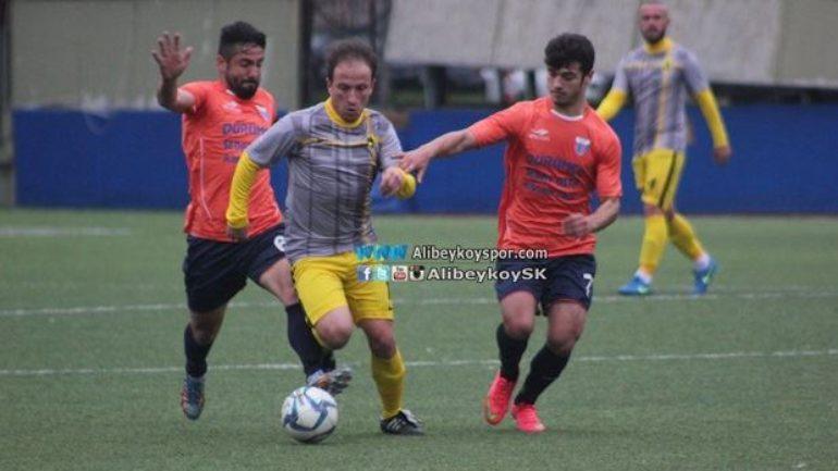 İstanbulspor Kulübü 2-2 Alibeyköyspor