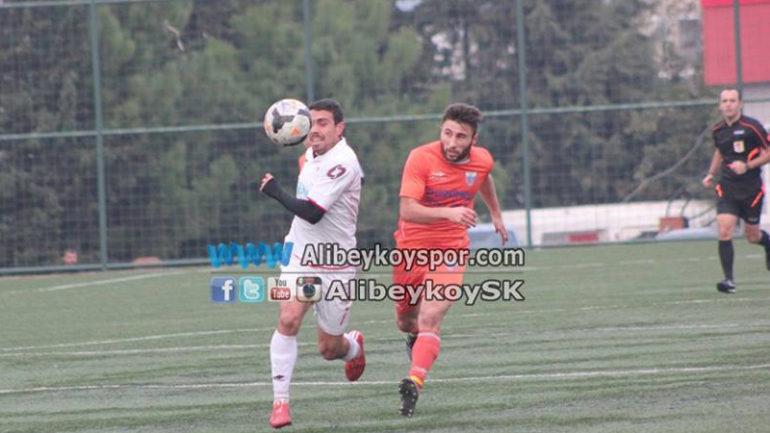 Leventspor 0-0 Alibeyköyspor