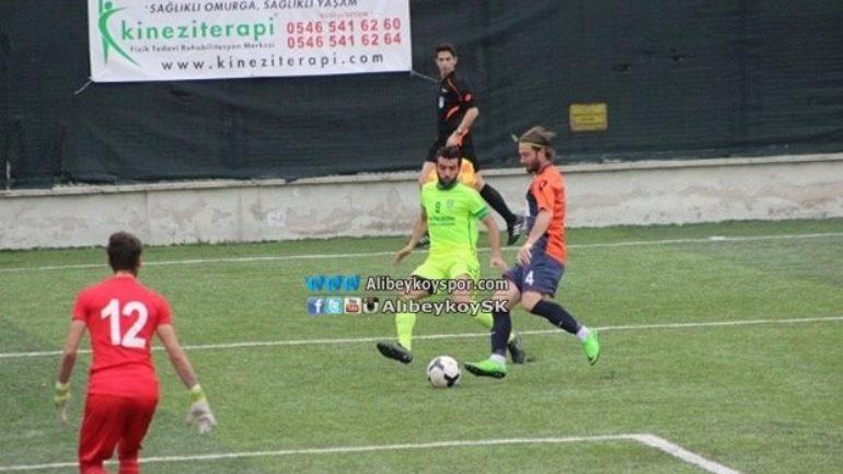 Osmaniye İstiklalspor 2-2 Alibeyköyspor