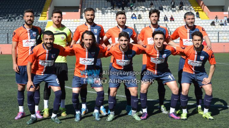 Şampiyon Alibeyköyspor