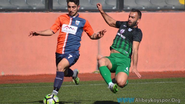 Şile Yıldızspor 0-1 Alibeyköyspor
