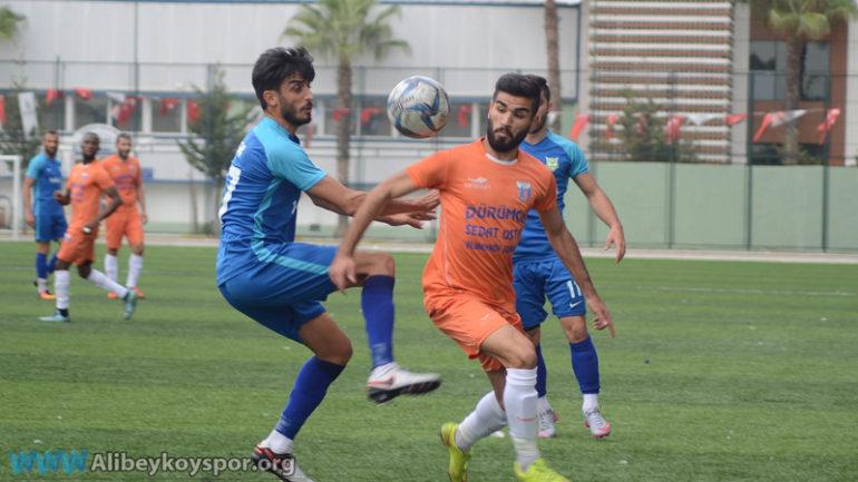 Yeşilköyspor 2-0 Alibeyköyspor