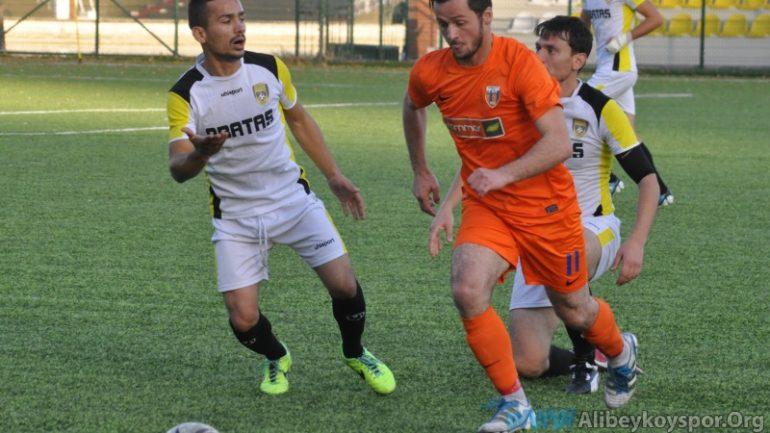 Alibeyköyspor 2-3 Esen Bayburtspor