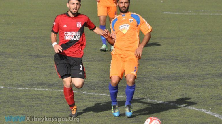 Alibeyköyspor 3-0 Esenler Özyavuzselimspor