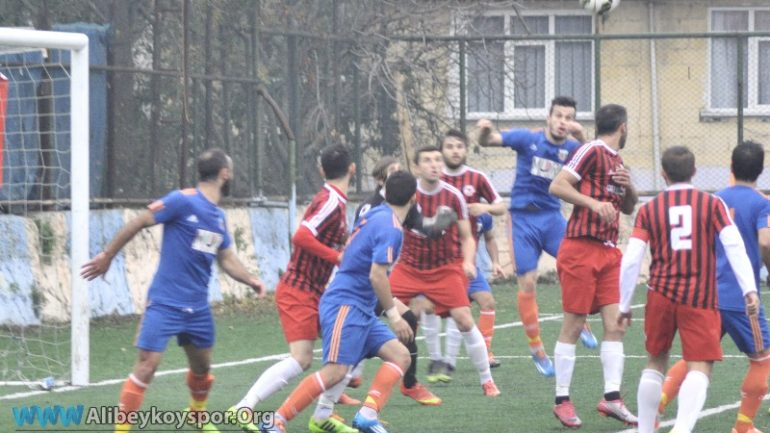 Alibeyköyspor 2-3 Kartal Bulvarspor
