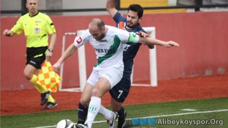 Alibeyköyspor 3-1 Vefaspor