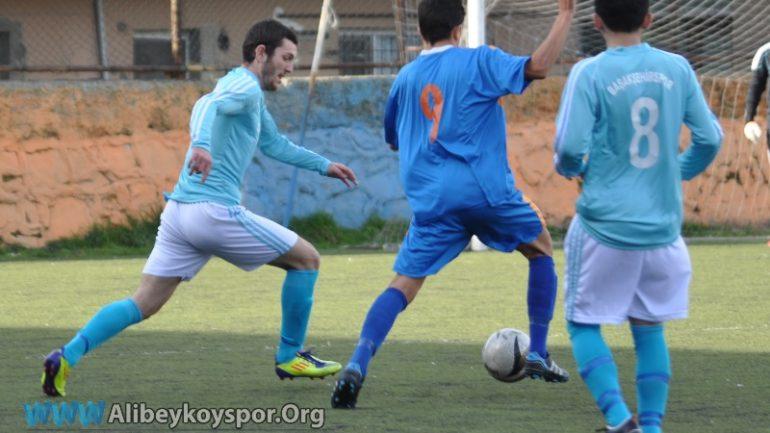 Alibeyköyspor 3-2 Başakşehirspor