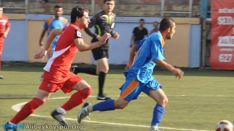 Alibeyköyspor 0-1 Bayrampaşa Tunaspor